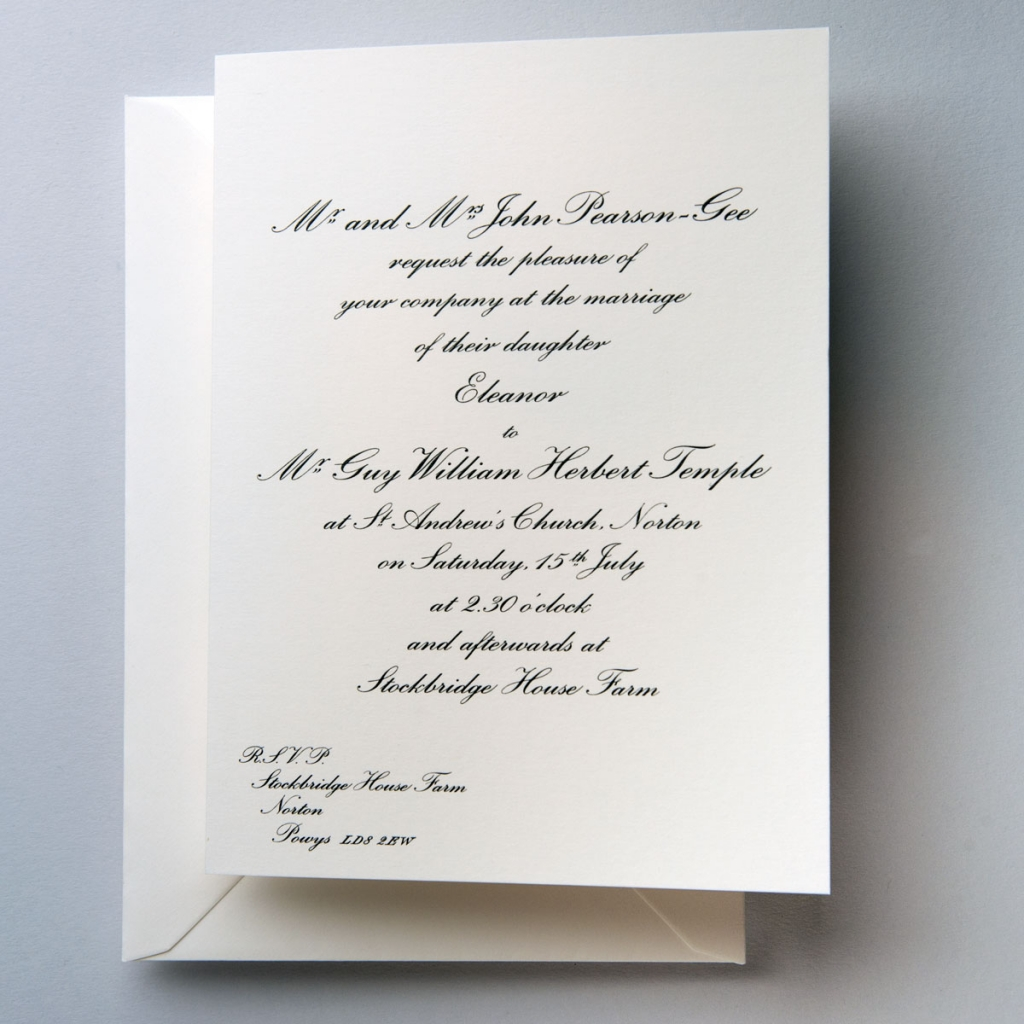 wilberforce traditional wedding invitations wedding invitations