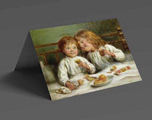 Christmas Morning Christmas Cards