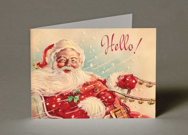 Hello Christmas Cards