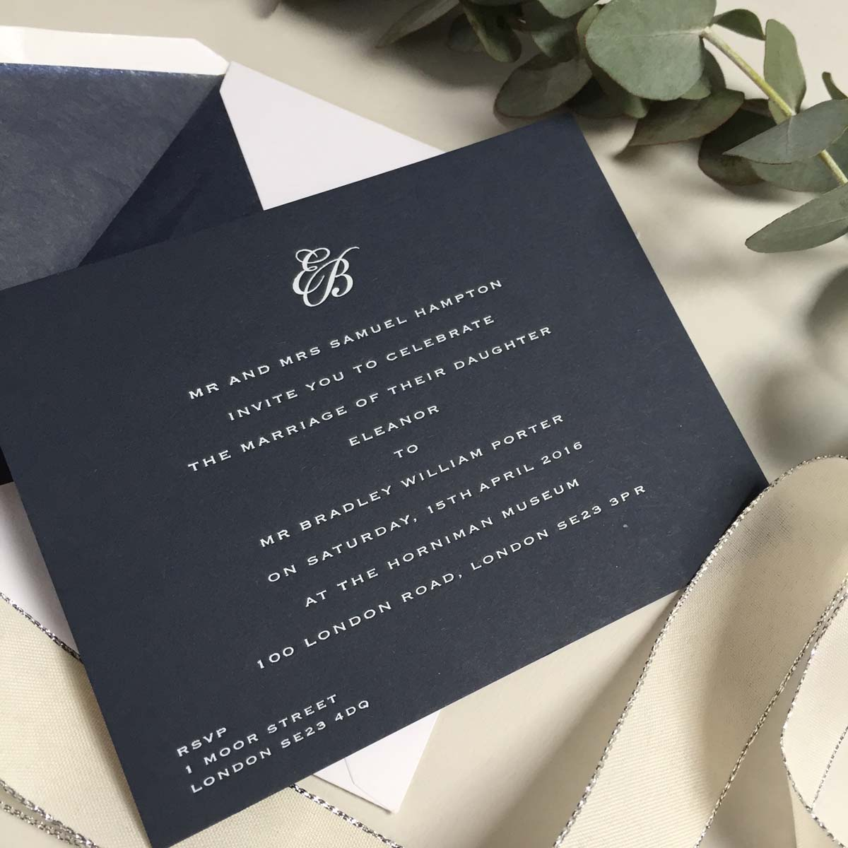 Imperial Wedding Invitations