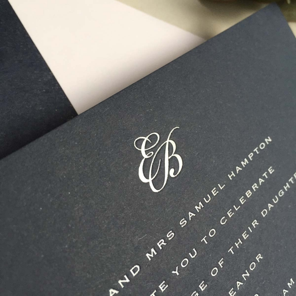 Imperial Wedding Invitations