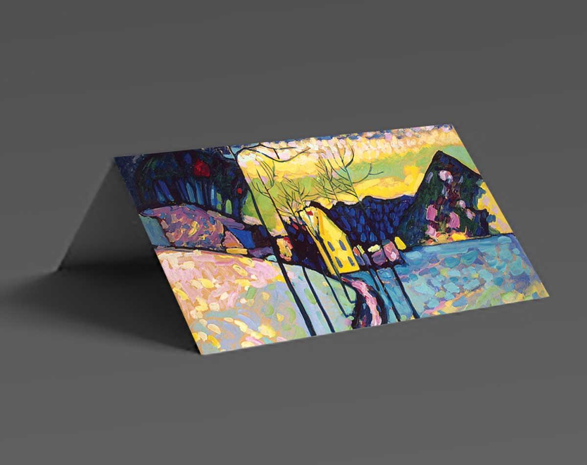 Winter Landscape Christmas Cards