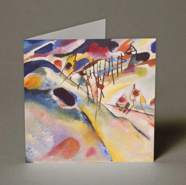 Winter Landscape Christmas Cards version 2