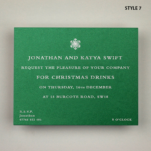 Christmas Invitations