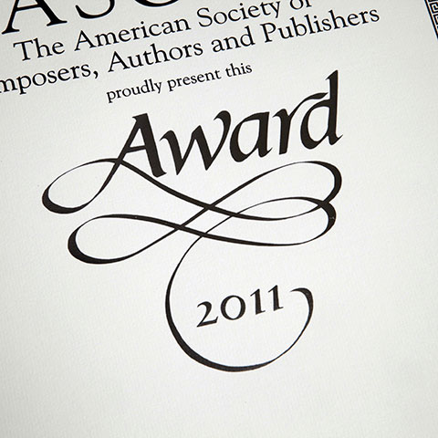 awards invitations