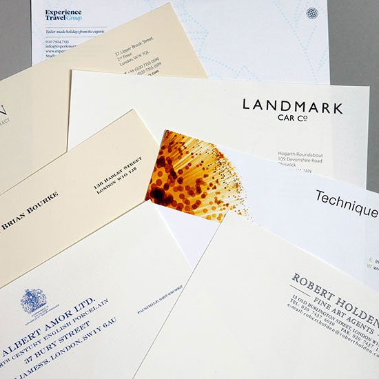Letterheads Business Stationery  GeebrothersCoUk