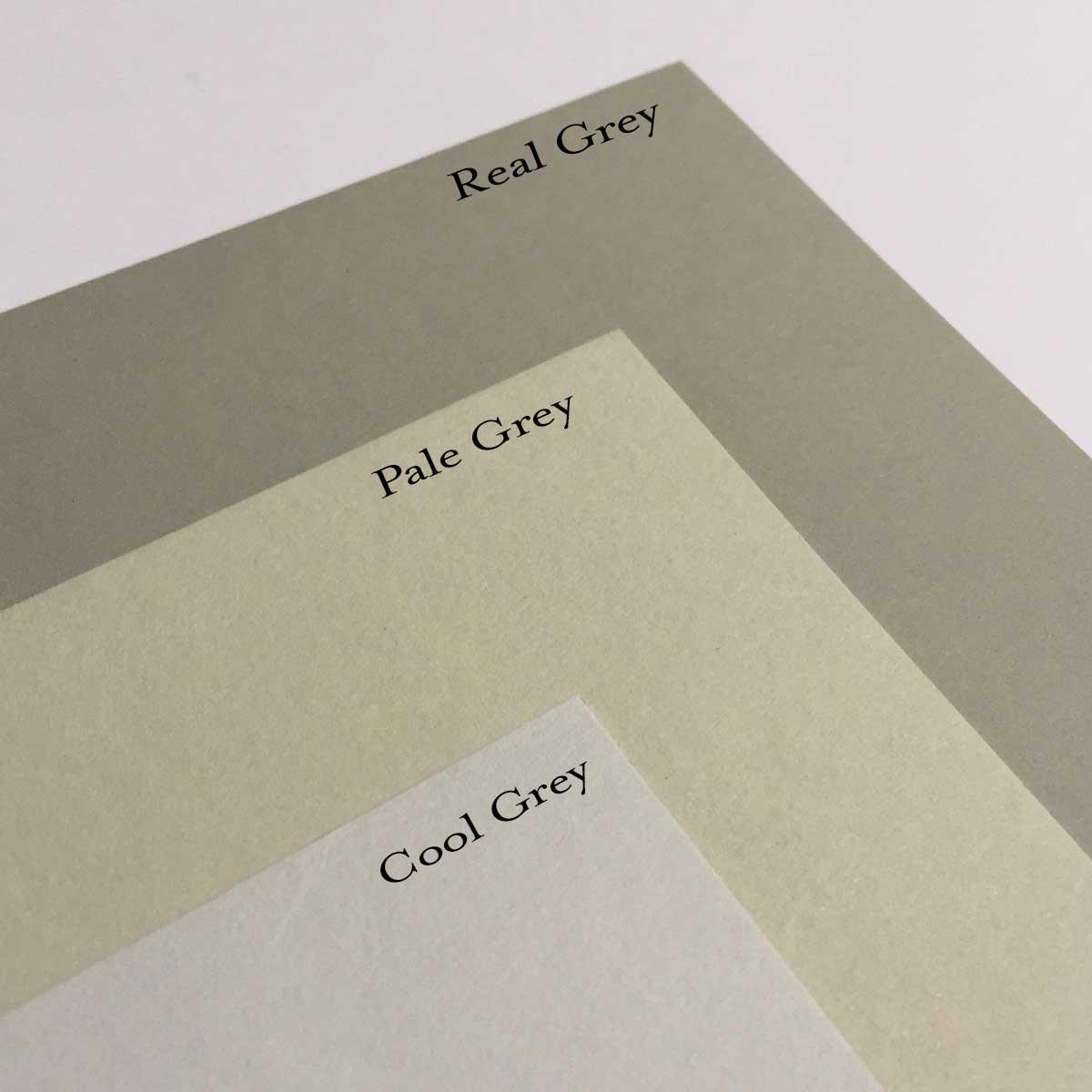 Grey Invitations