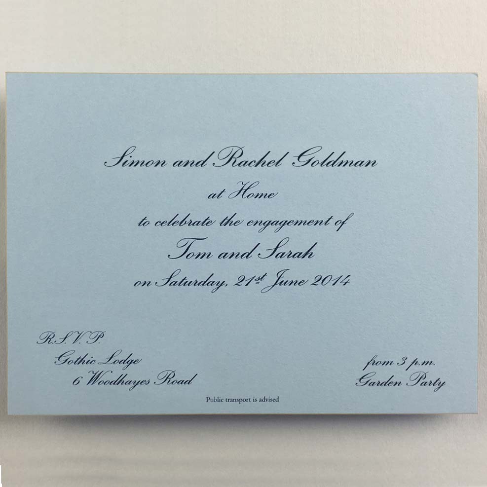 traditional at home invitations shop online geebrothers co uk