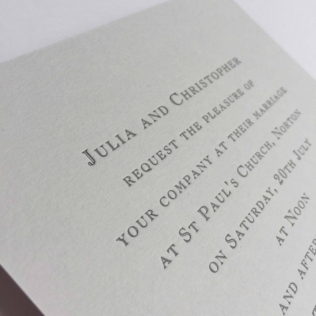 Julia Grey Wedding Invitations   Wedding Invitations, Wedding ...