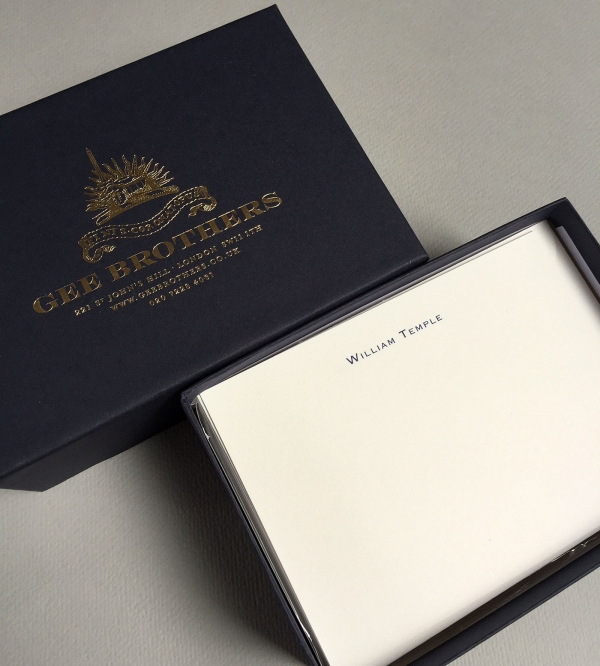 Millenials' Correspondence Cards Close-up - Style 2