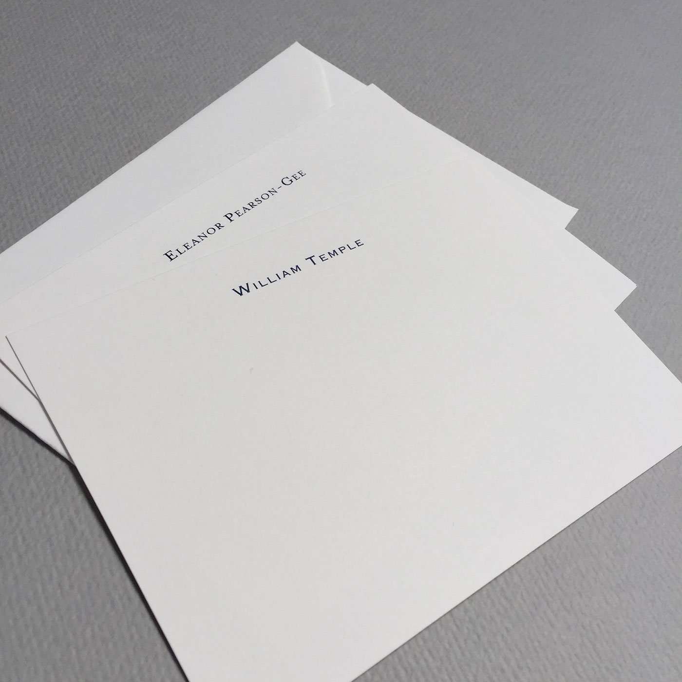 Millenials' Correspondence Cards