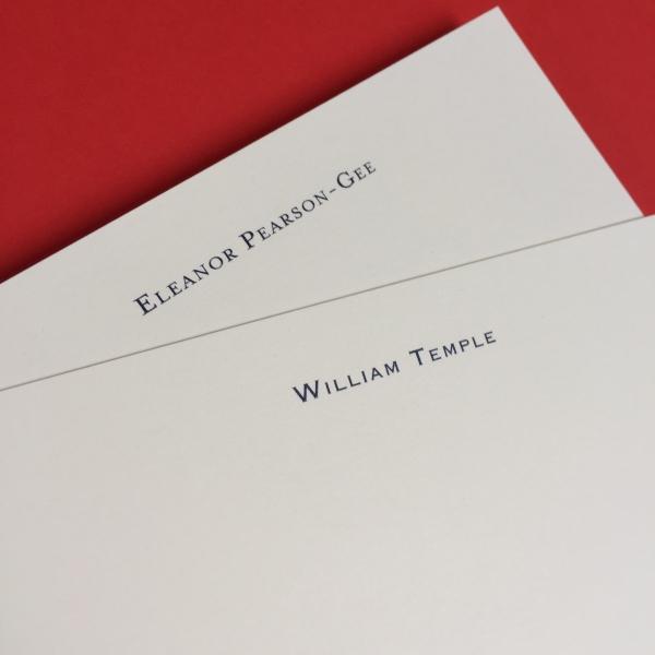 millennials correspondence cards