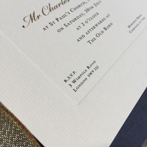 Katherine Wedding Invitations