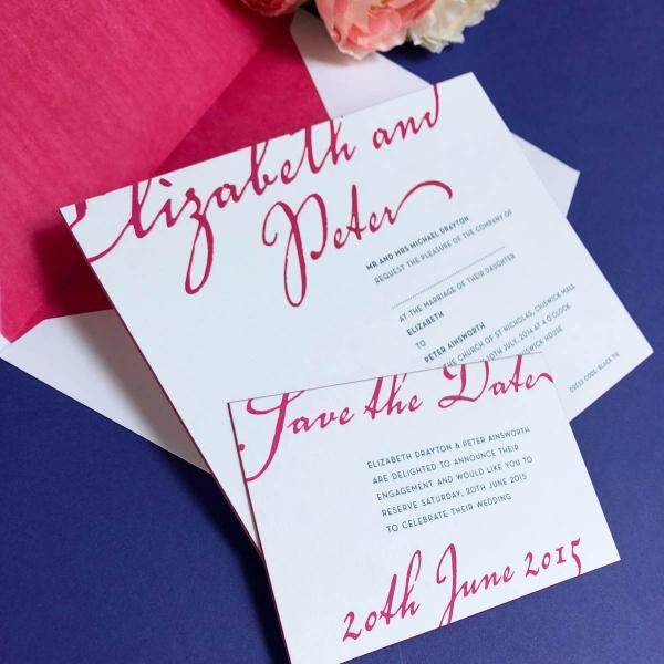 rohan wedding invitation