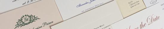 Order Wedding Stationery Sample Pack
