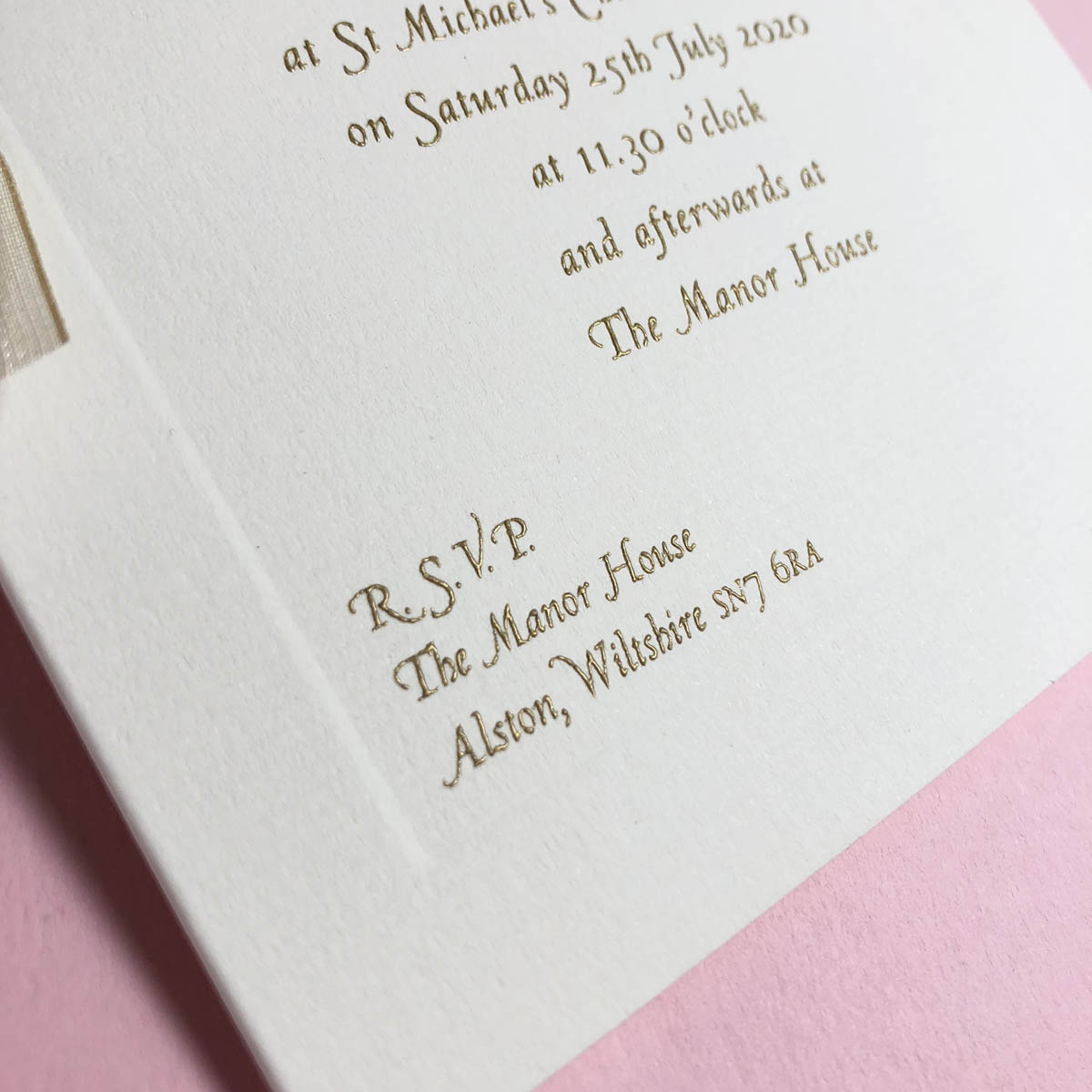 Sultan wedding invitations
