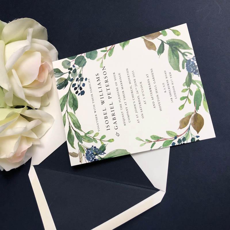 Isobel Wedding Invitations
