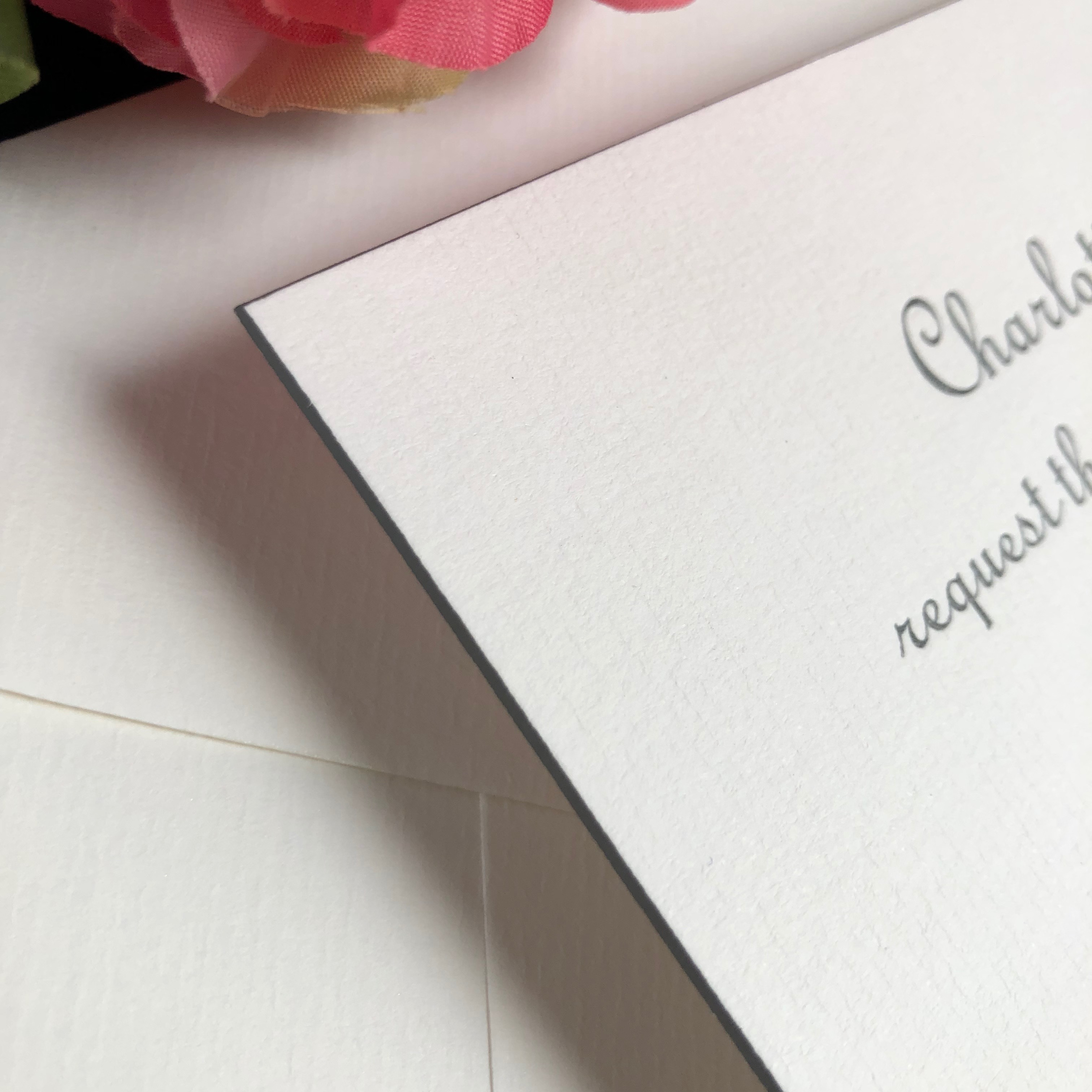 callander wedding invitations