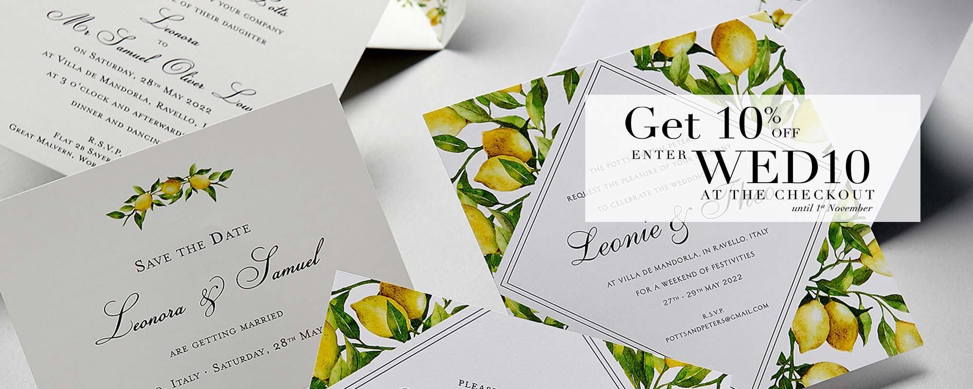Elegant Wedding Stationery Personal Stationery Geebrothers Co Uk