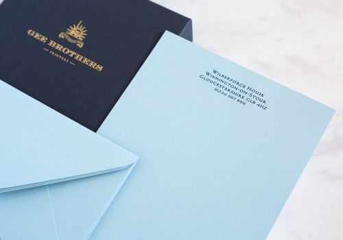 Personal Stationery Sample Pack